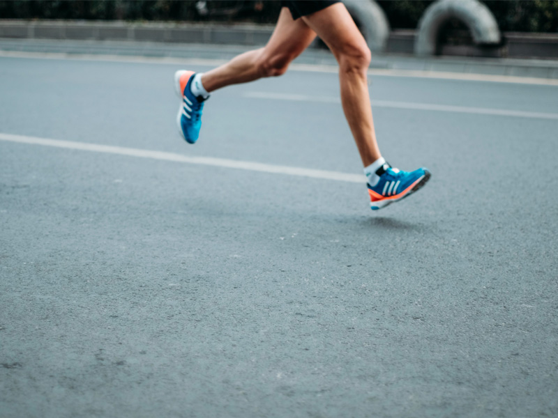 training running